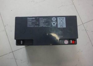 Battery Panasonic 12V 65Ah