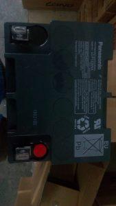 Battery Panasonic 12V 28Ah